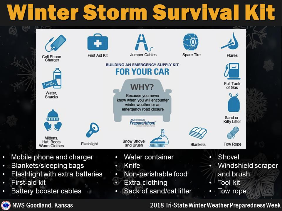 Tri-State Winter Weather Preparedness Week