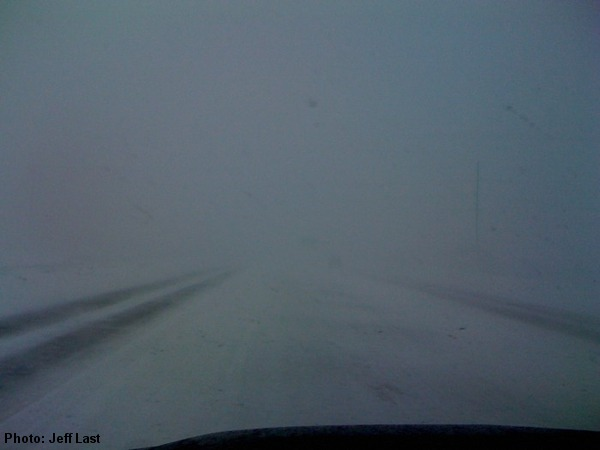 Highway 172 in Green Bay