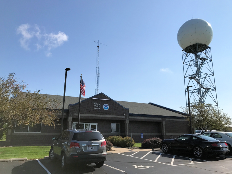 NWS in Green Bay