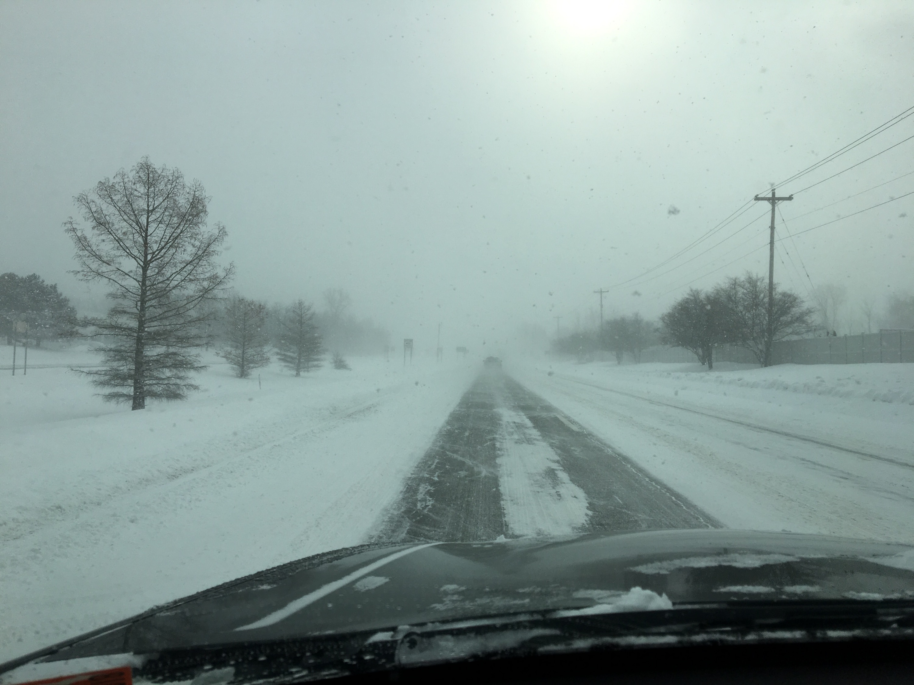 January 28 - 31, 2019: Days of Snow, Low Visibility, and Extreme Cold