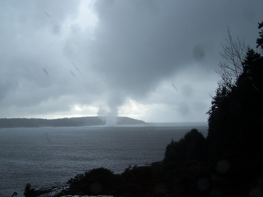 Phippsburg Waterspout