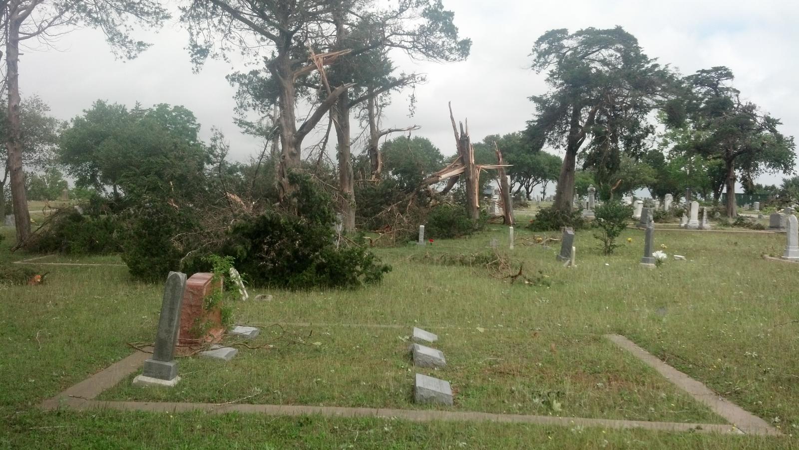Weimar Tornado May 10 2012