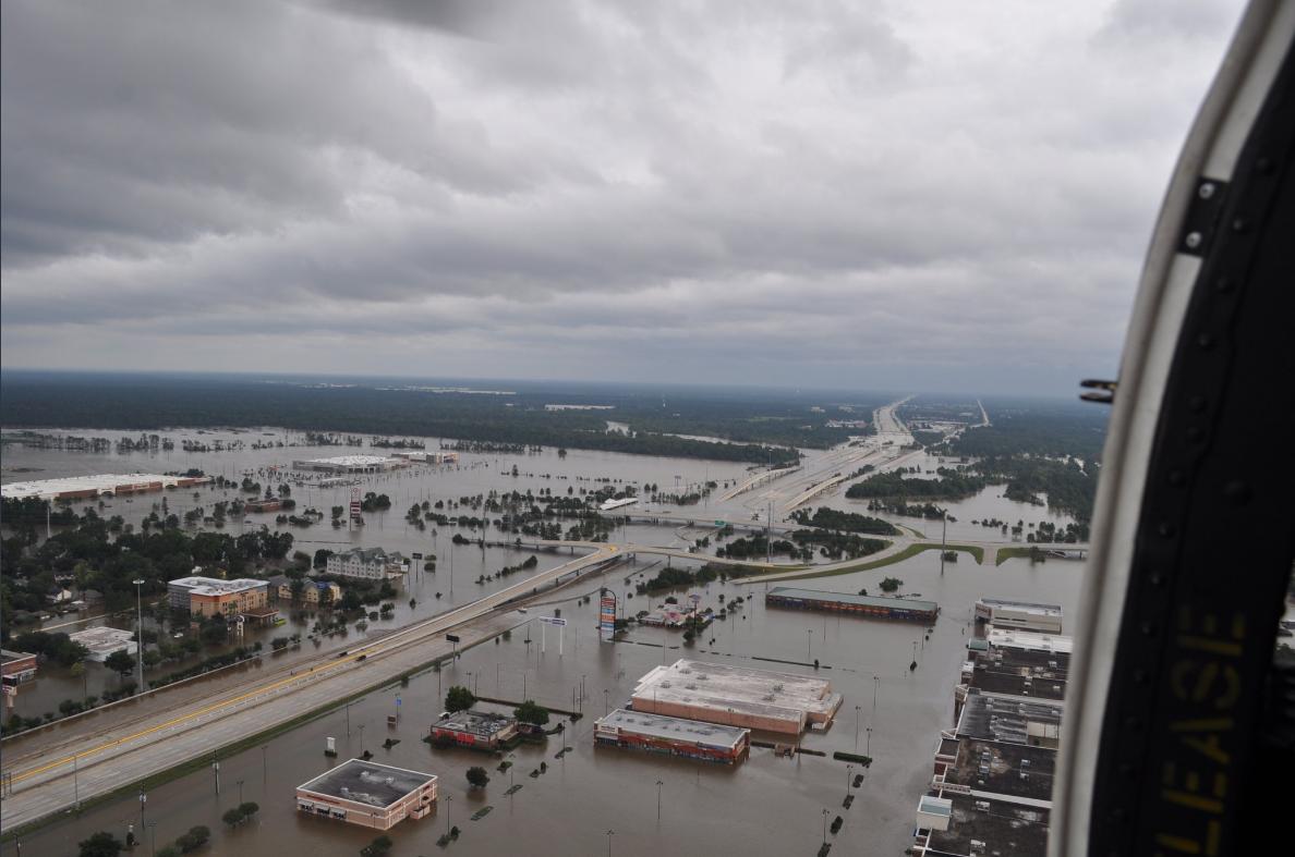 Hurricane Harvey Info