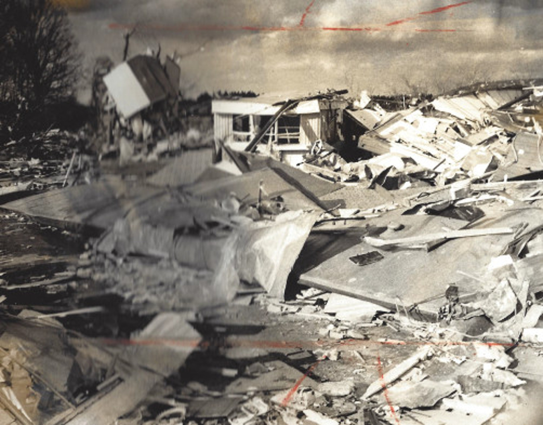 Alabama tornado photo gallery Tornado Proof: Pole Building Designs Save Lives
