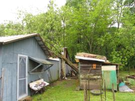 Storm Damage in Limestone County