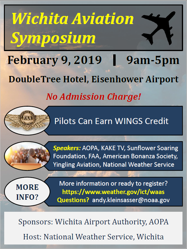 Wichita Area Aviation Symposium