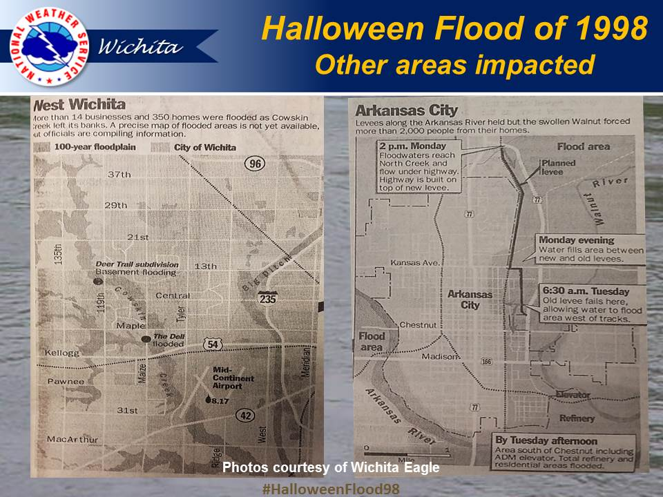 The Halloween Flood of 1998