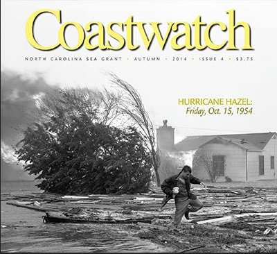 Coastwatch feature on Hurricane Hazel's 60th Anniversary