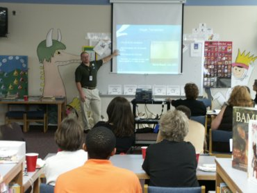 Picture of StormReady Supporter School Presentation