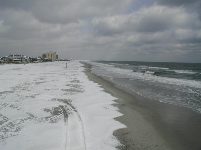 Wrightsville Beach photos during storm