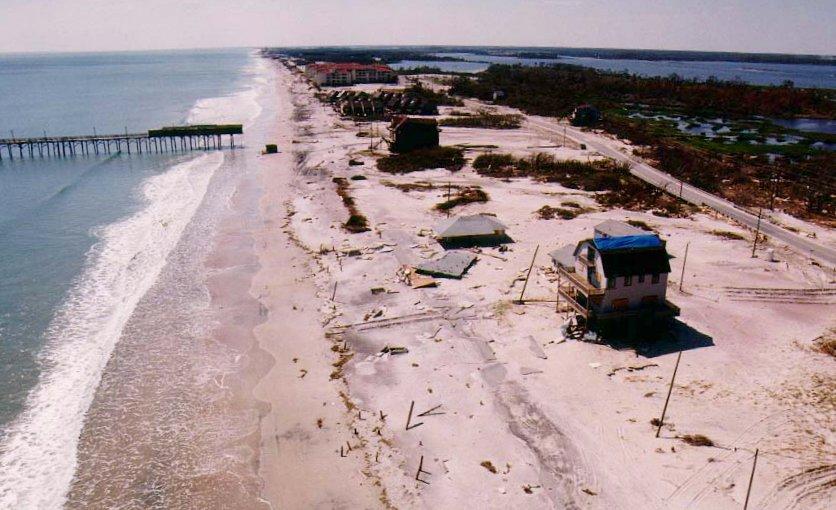 Hurricane Fran: September 5, 1996
