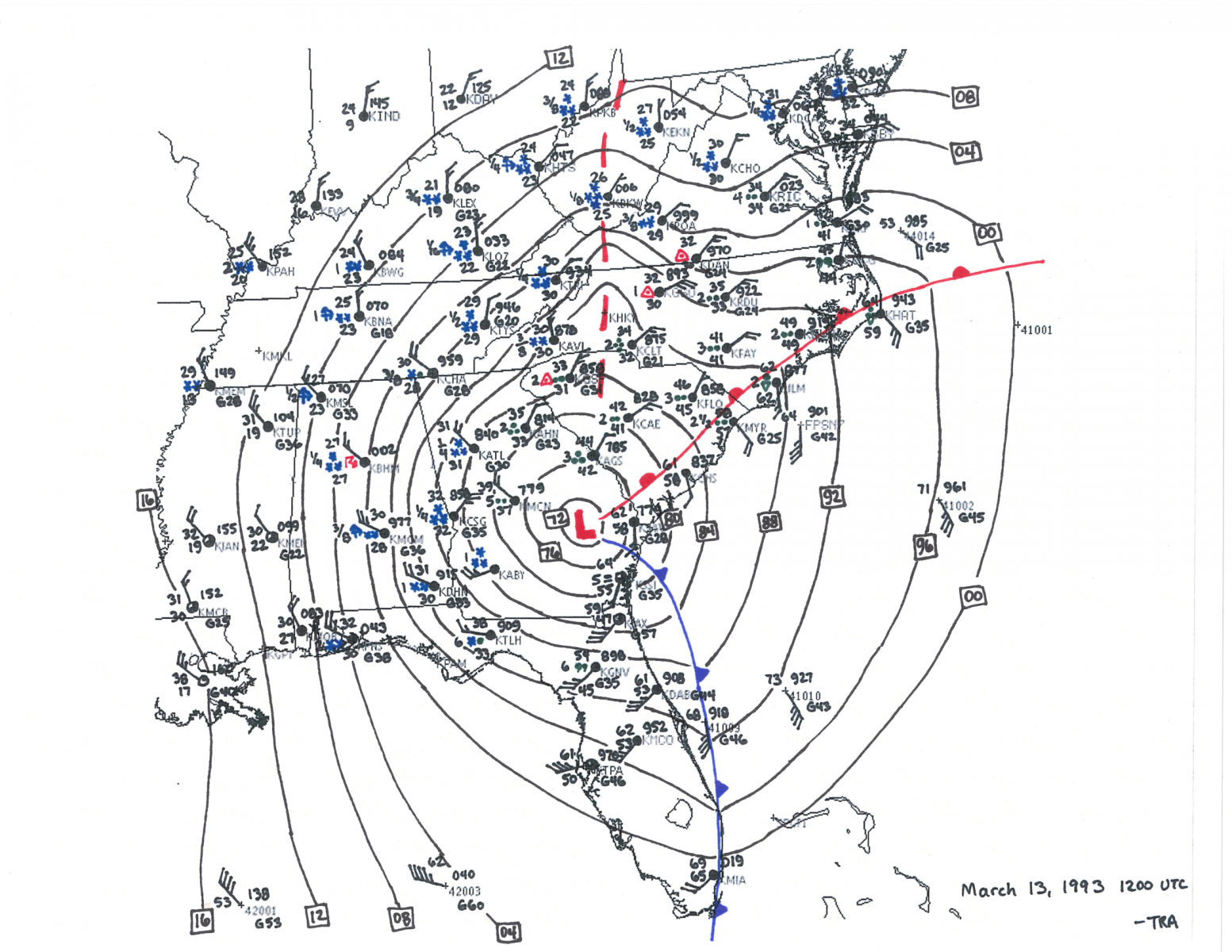 Superstorm of 1993 \