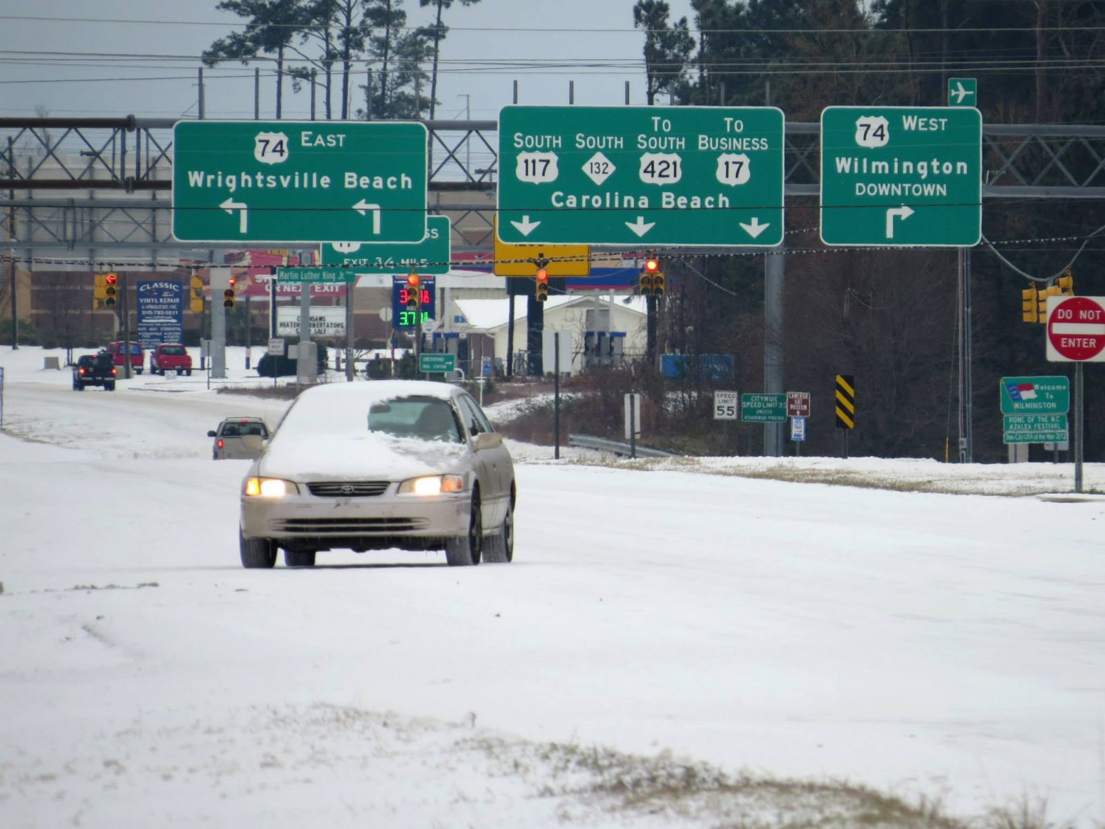 2014 Weather Climate Year In Review King, nc average temperature is 55.8f, which ranked #763 in north carolina. 2014 weather climate year in review