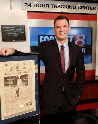 Meteorologist Robb Ellis, WISH TV Indianapolis, IN