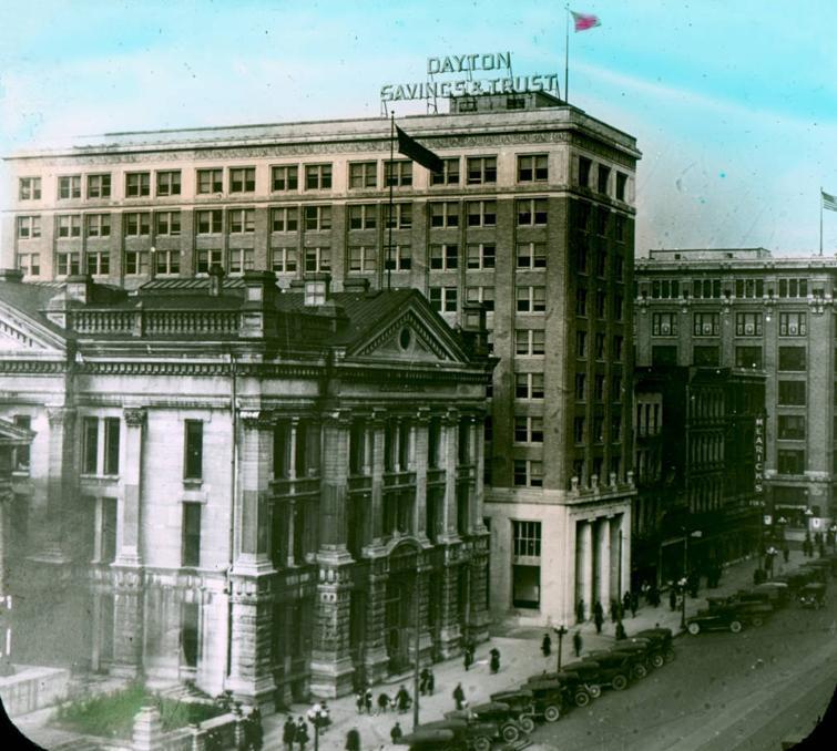 Dayton Savings & Trust Building