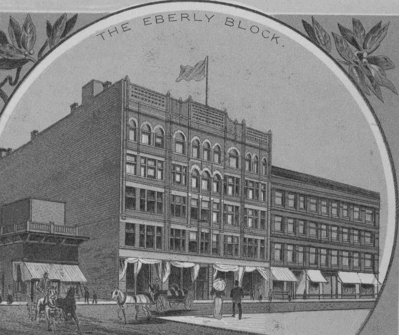 Eberly Building