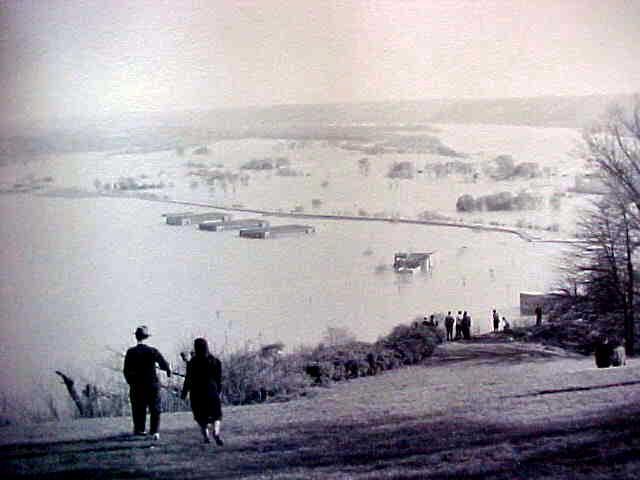 Lunken 1937 Flood