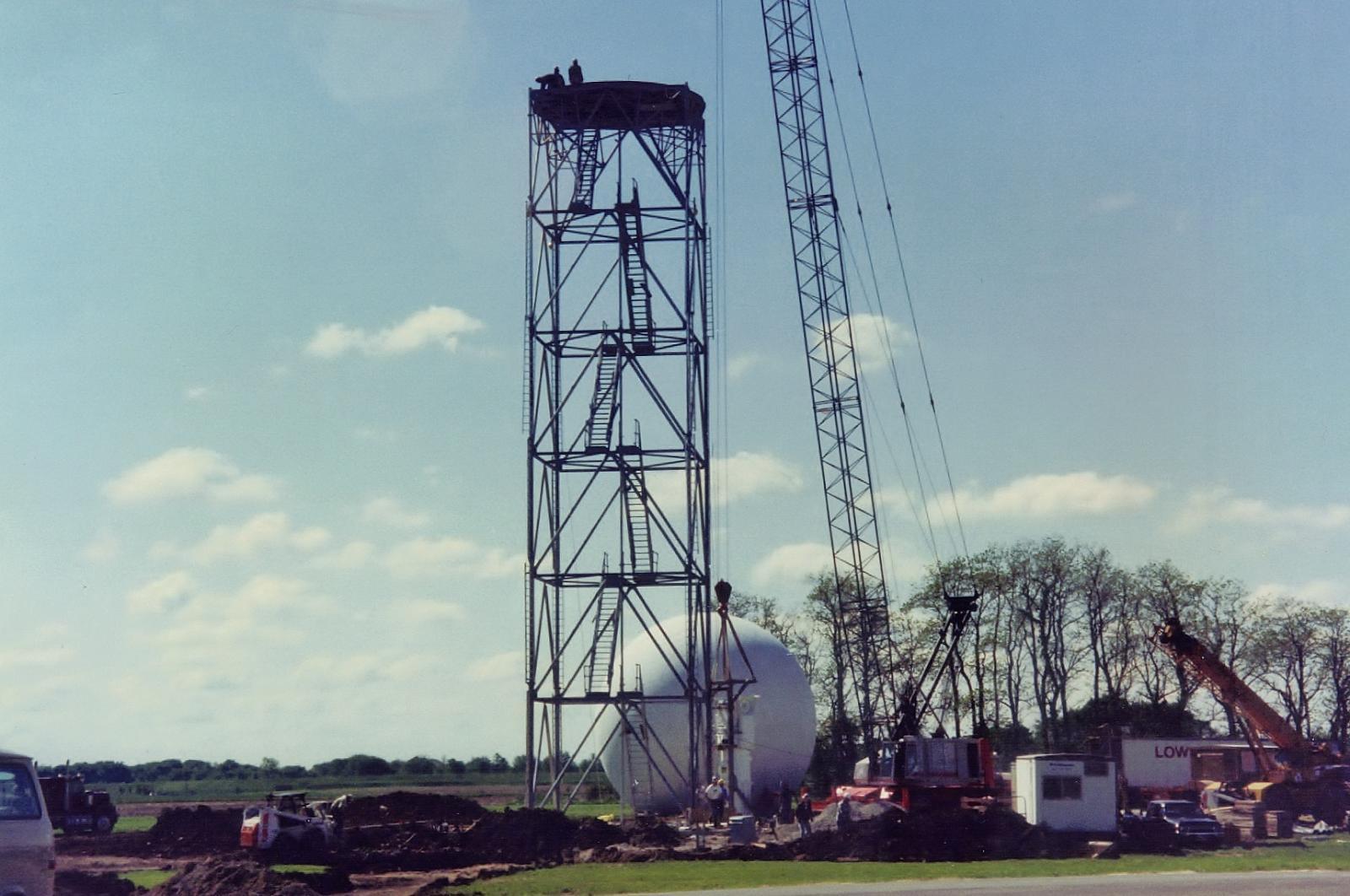 radar construction