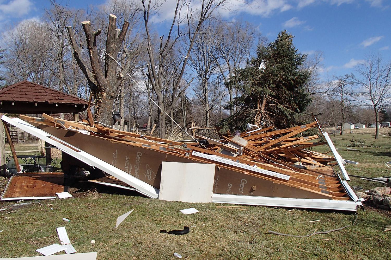 Storm Survey Pictures