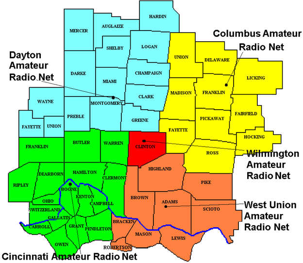 Skywarn Amateur Radio