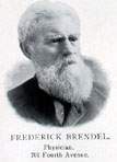 Dr. Frederick Brendel of Peoria