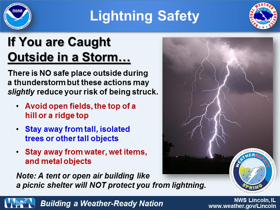 Severe Weather Safety : Severe weather preparedness