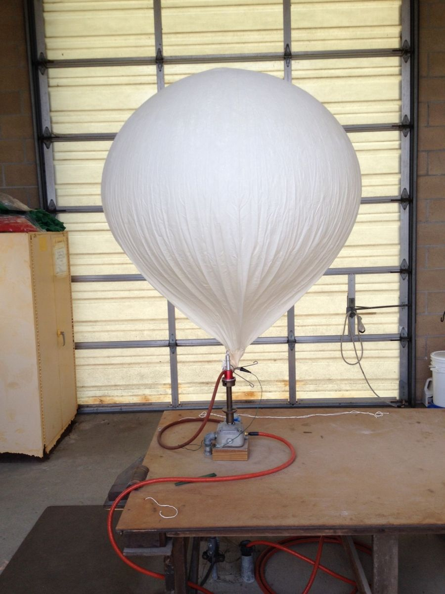 What Goes Into The Weather Balloon Launches