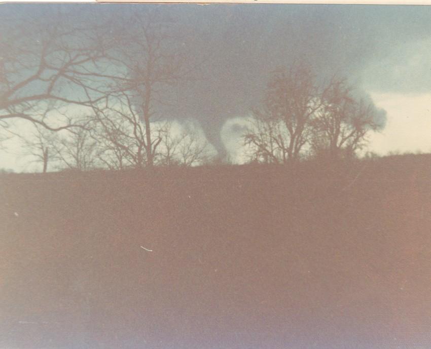 F4 tornado near Hanove...