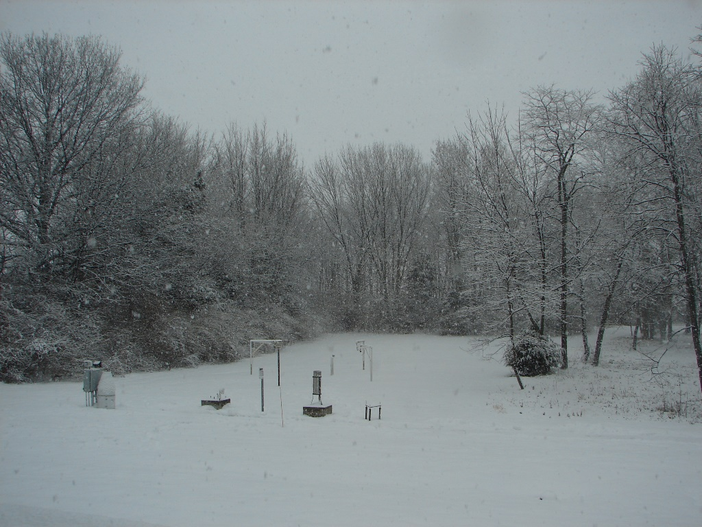January 5 Heavy Snow and Subsequent Cold Spell
