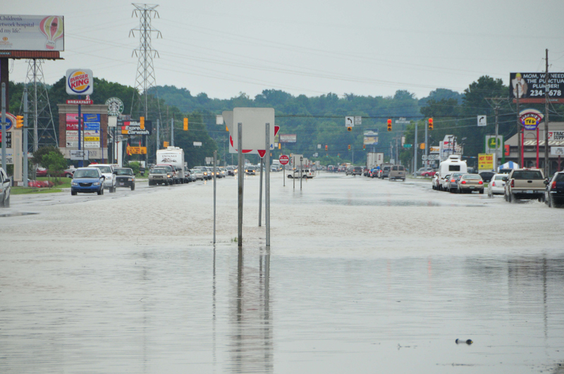 June 2008 Indiana Flood Event