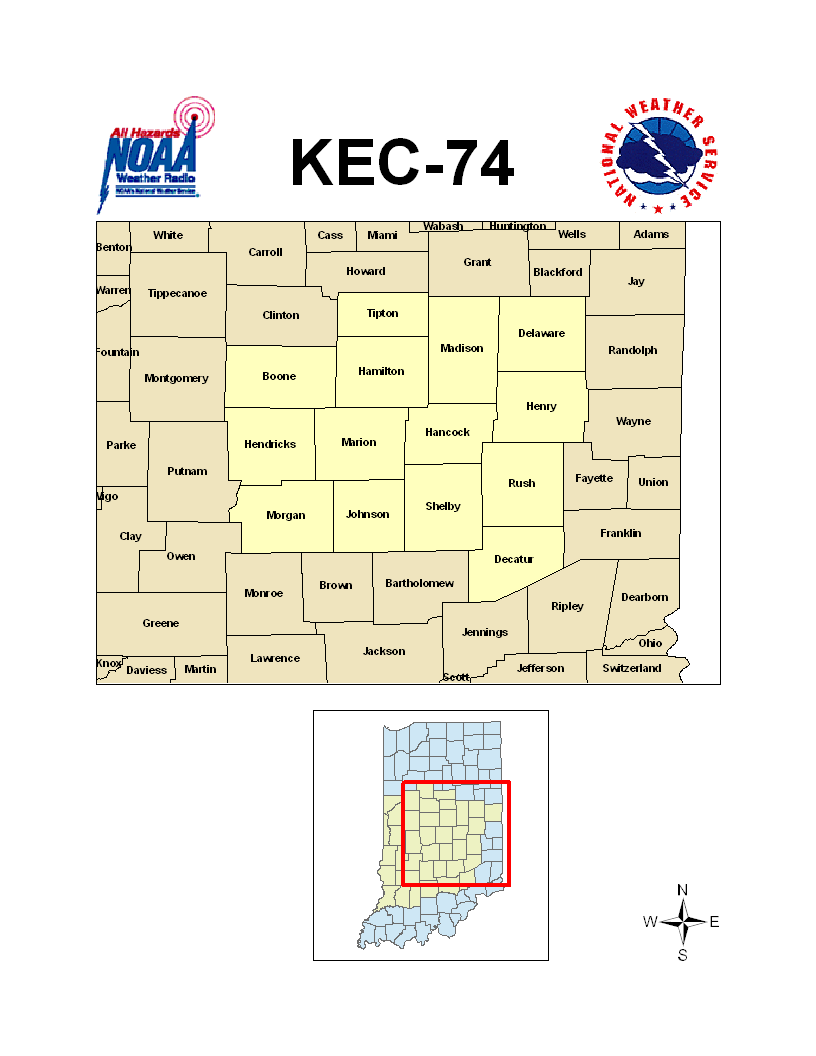 KEC-74 Indianapolis on
