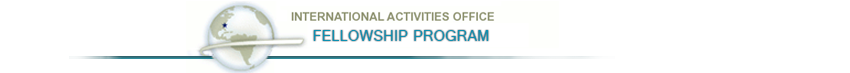 Voluntary Cooperation Fellowship Program