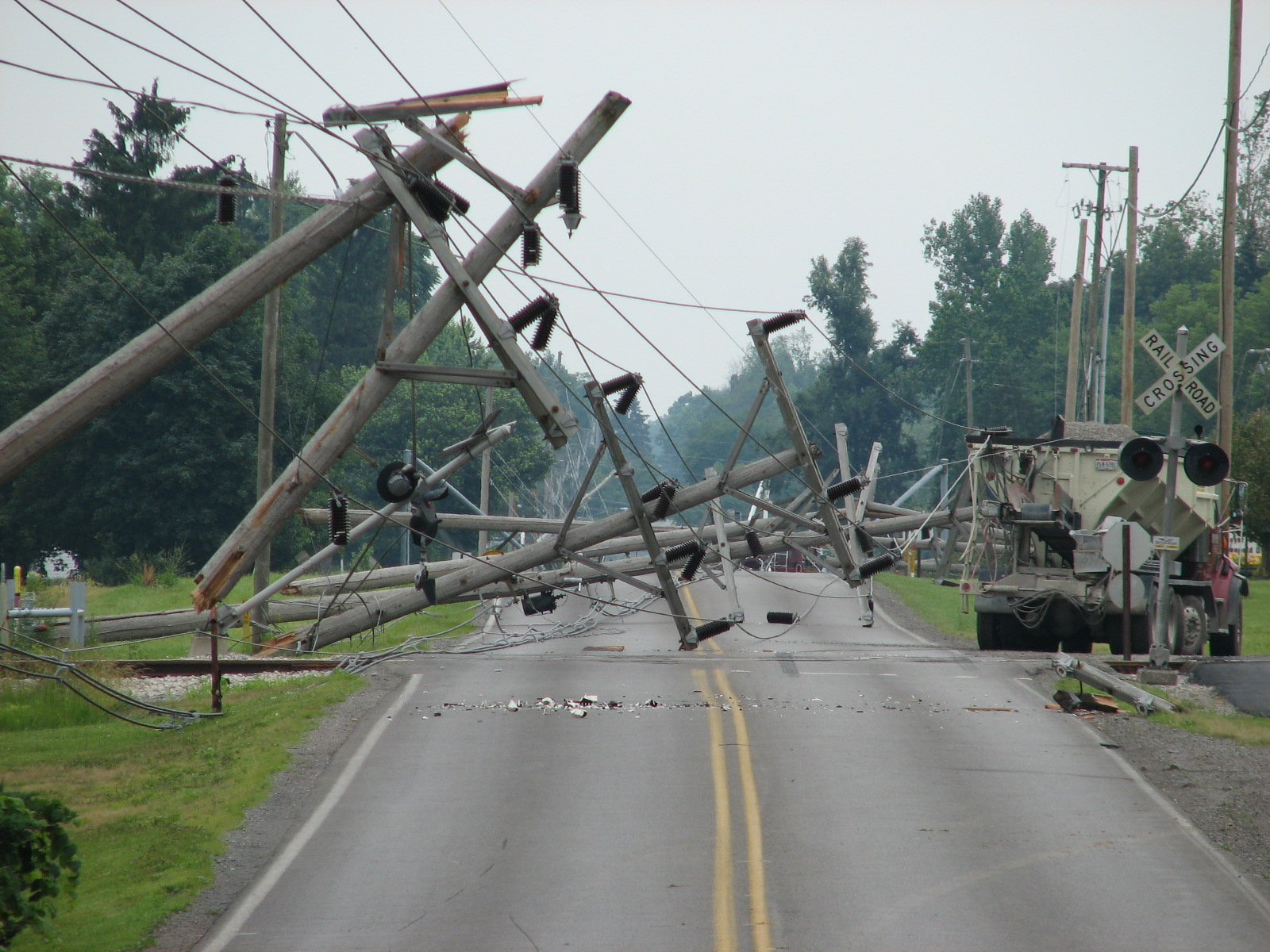 Power outages in nky - Wind Damage