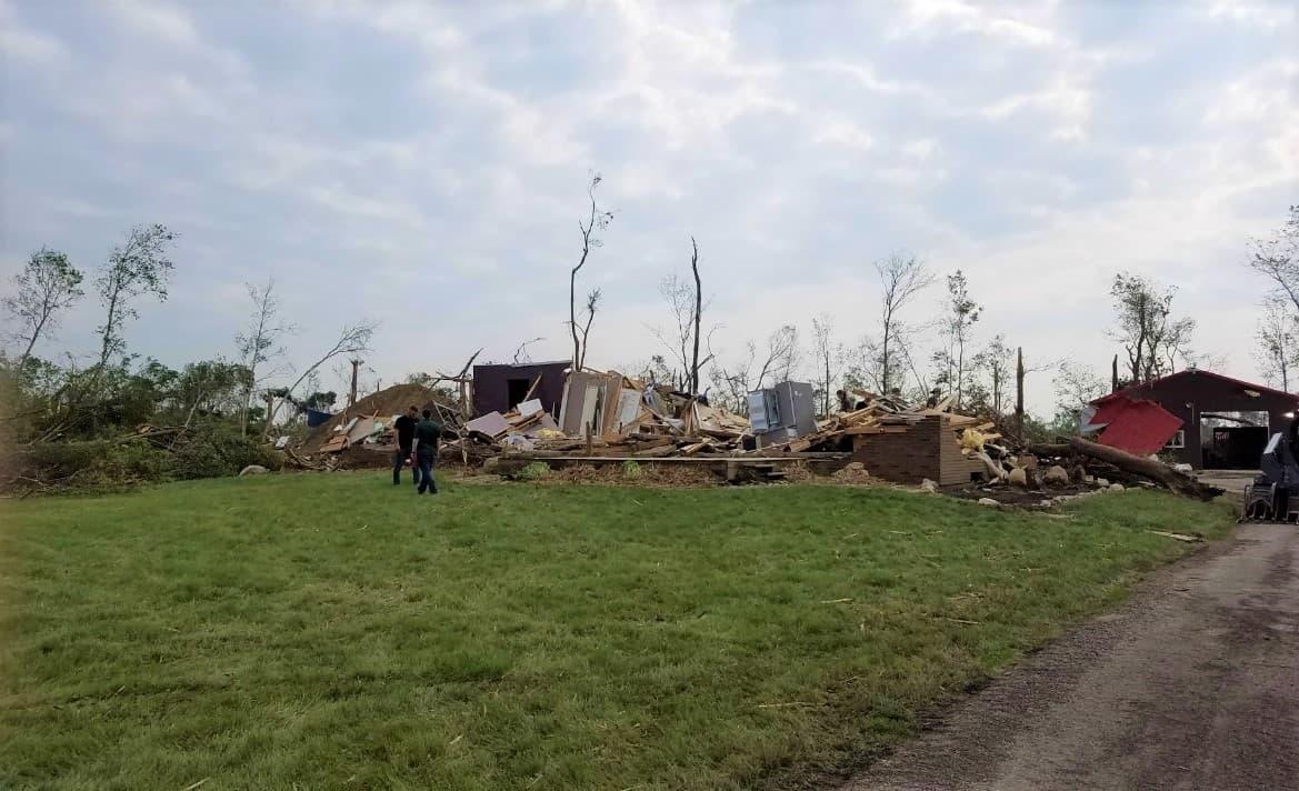 May 27 2019 Memorial Day Tornado Outbreak