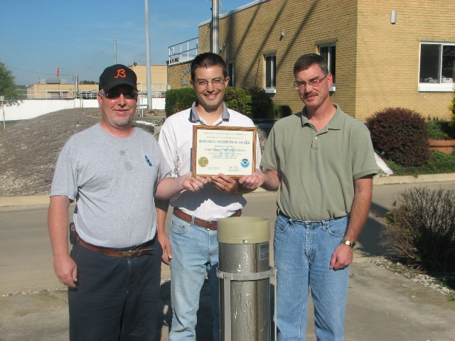 Logansport Wastewater Treatment Plant 50 Year Award