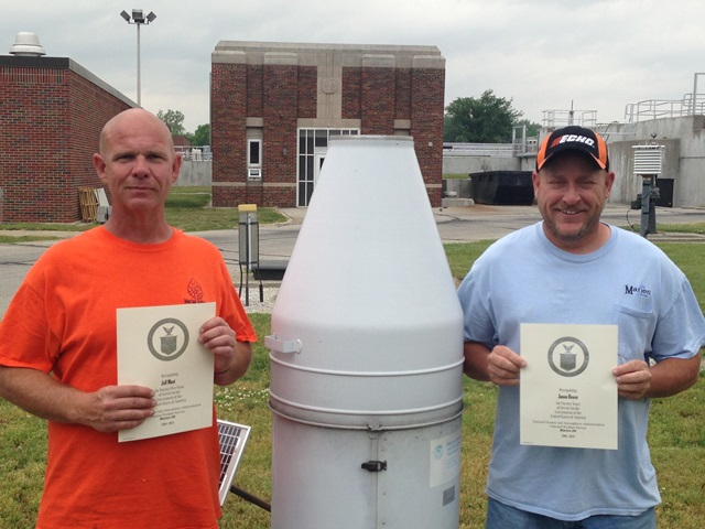 Marion Municipal Utilities Employees Length of Service Awards