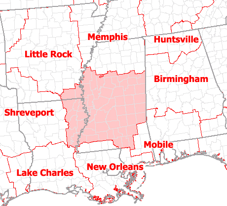 Nws Jackson Ms Fire Weather