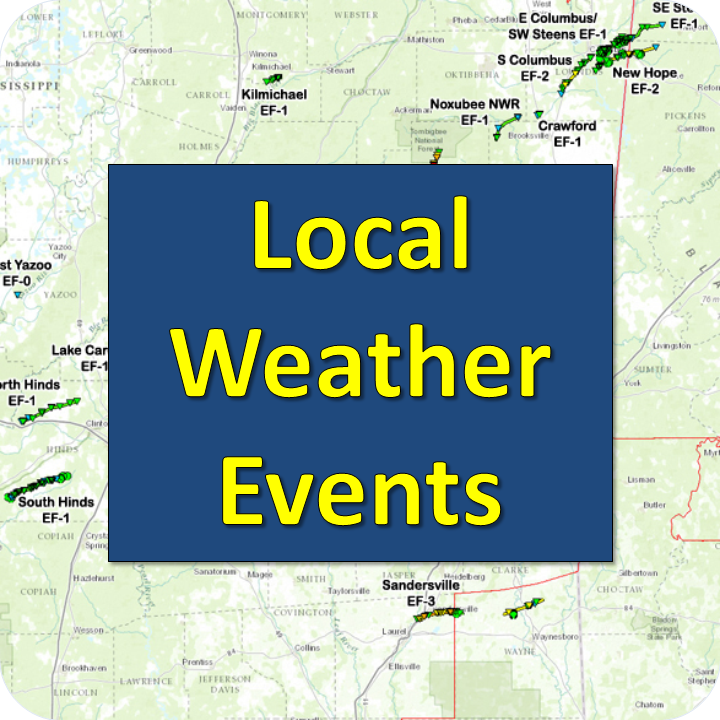 Past Weather Events