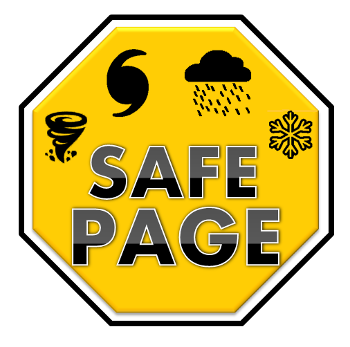 SAFE Page