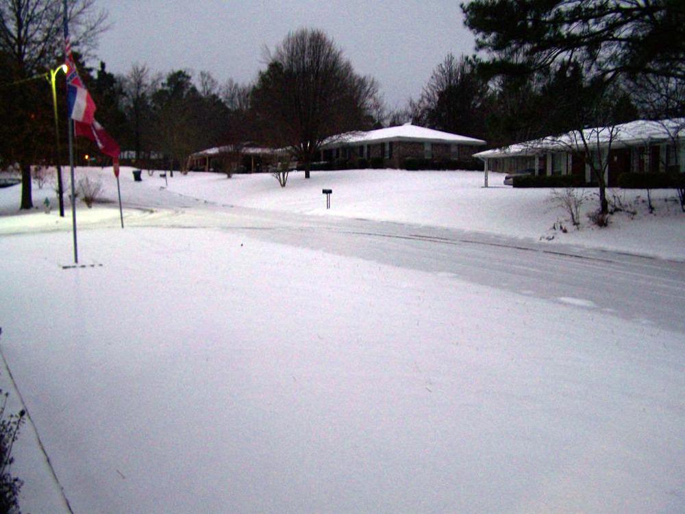 Nws Jackson Ms January 9 10 Winter Precipitation Event