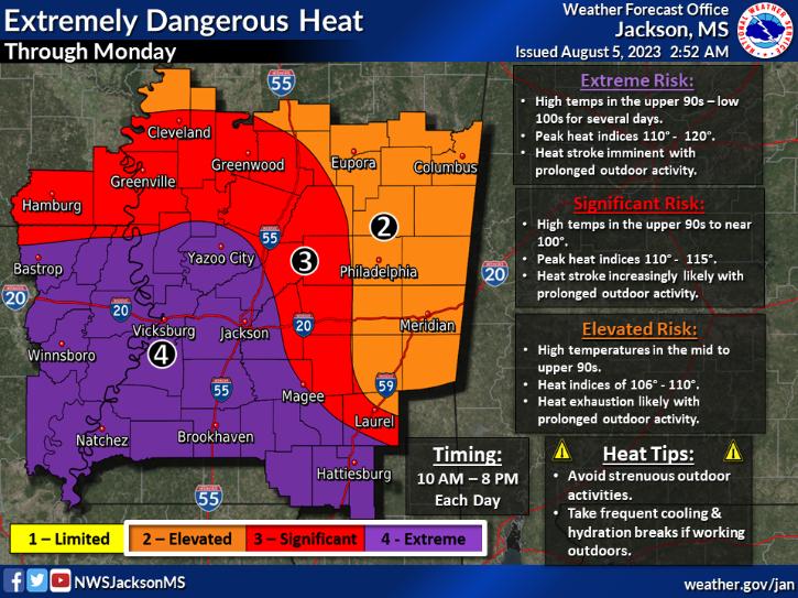 Weather Map Jackson Ms.Jackson Mississippi