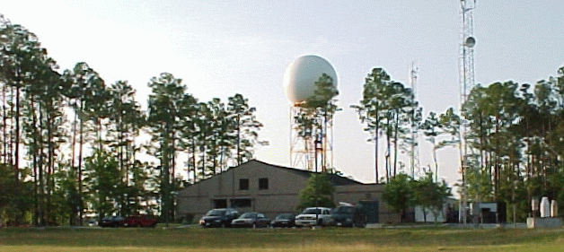 NWS Jacksonville building