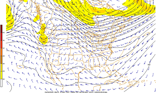 upper level wind map Nws Jetstream Introduction To The Upper Air