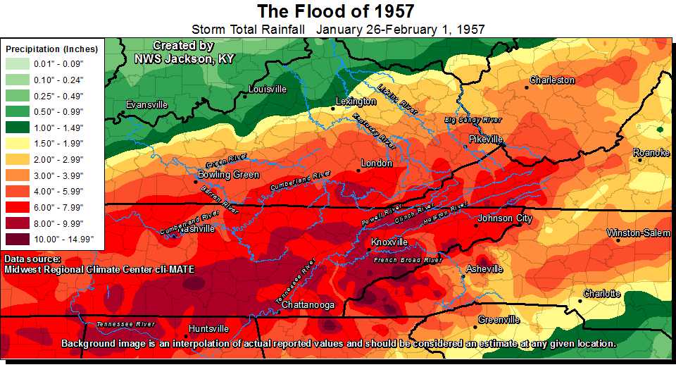 Remembering the Flood of 57