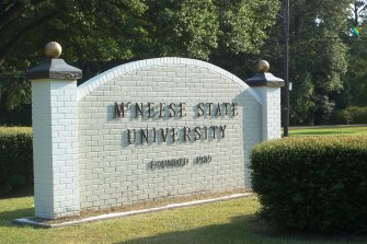 Scenes from Lake Charles - McNeese State University