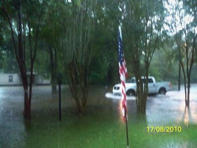 Marksville Flooding image