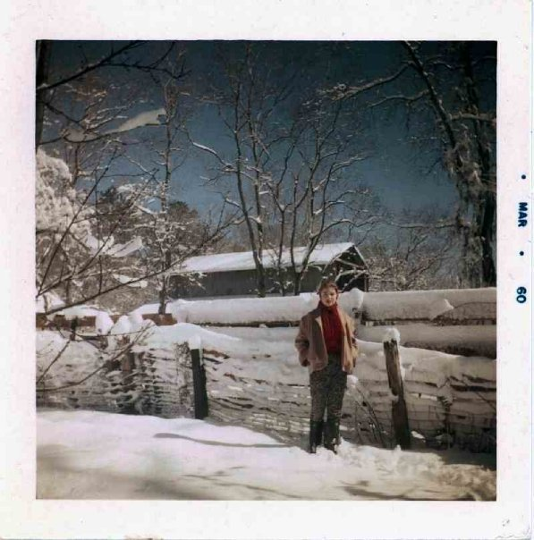 Feb 12-13, 1960 Beaumont Snow image