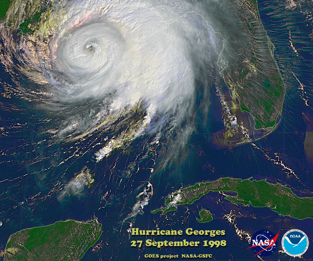 Nws Lix Hurricane Georges Satellite Page