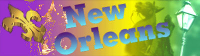 New Orleans Banner