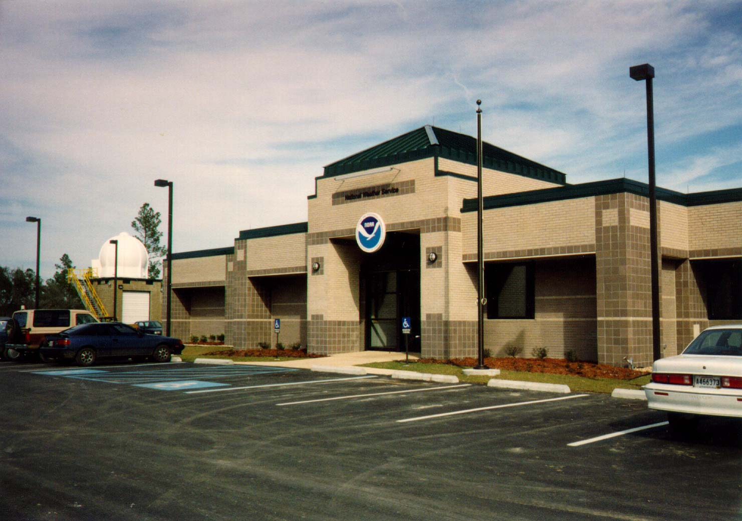 New Orleans/Baton Rouge National Weather Service Office